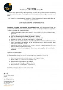 1 Recrutement-Technicien-neHotlinerSAV-HF-annoncedemploi-page-0011