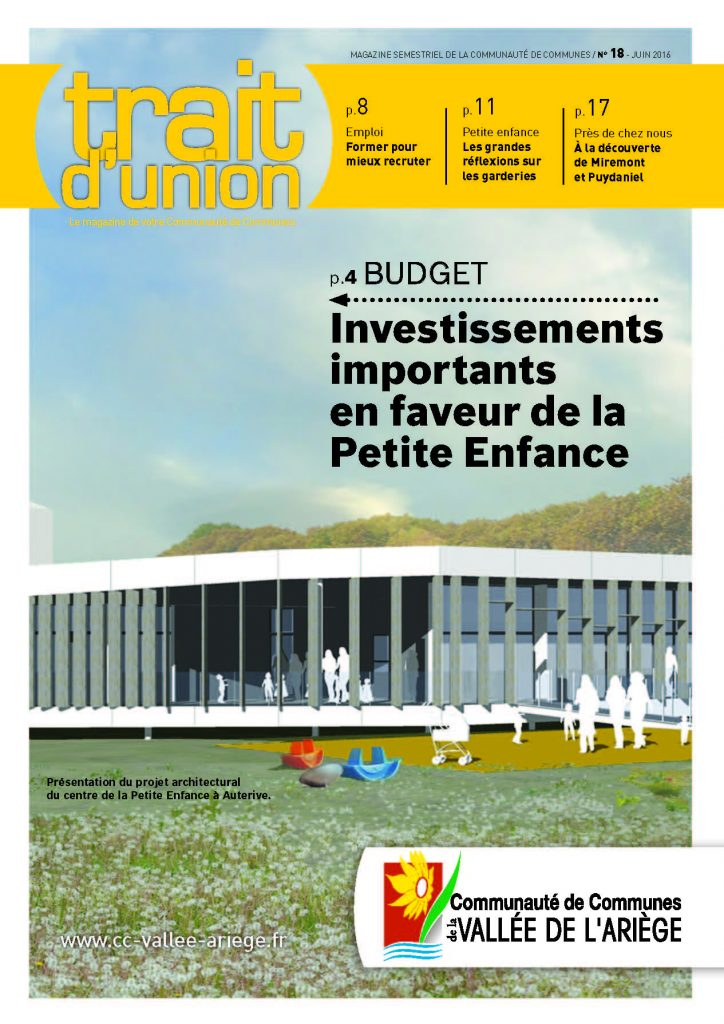 CCVA Trait d'Union N°18