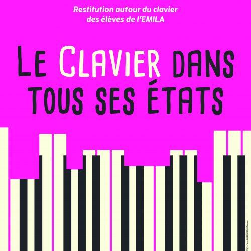 Le clavier 210517
