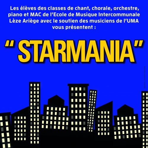 Starmania A3 050517